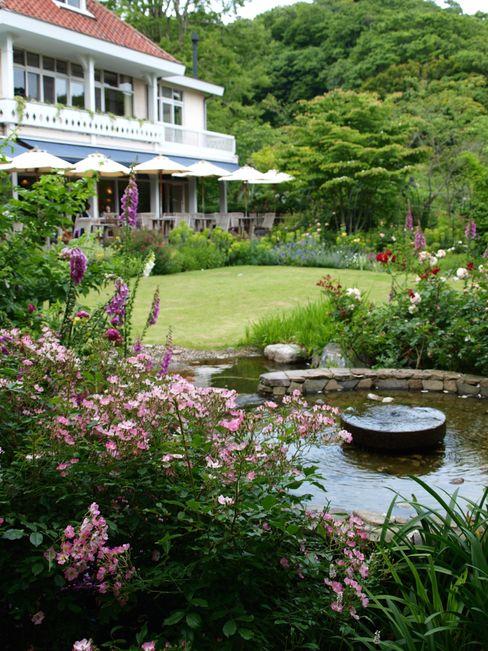 NICO株式会社 Eclectic style garden