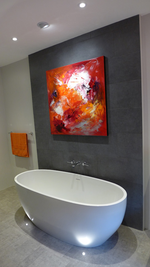 bathroom decoration Style Within Modern Bathroom