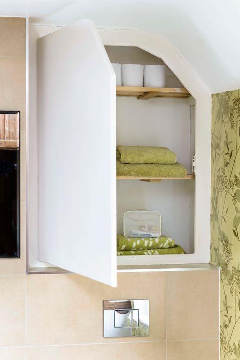 Hidden Storage Workshop Interiors Classic style bathrooms