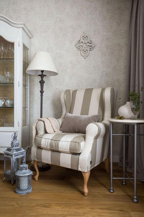Tatiana Ivanova Design Classic style living room