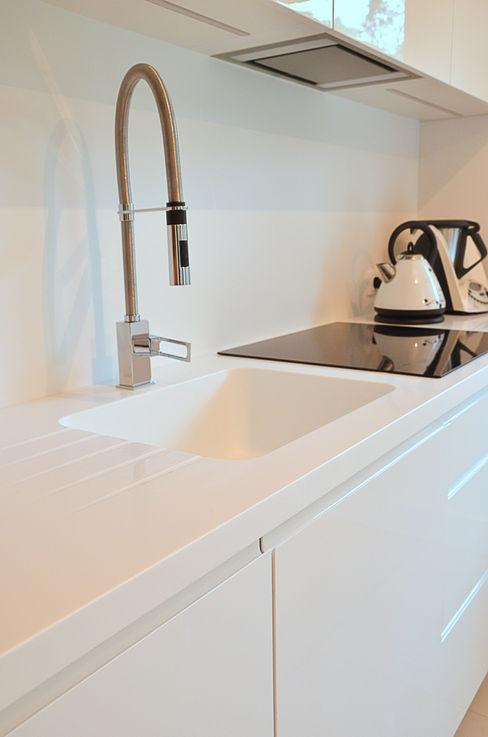 ArtDecoprojekt CocinasGrifería y bachas de cocina