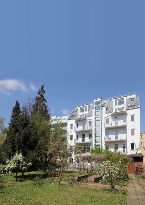 Wohnhaussanierung und Dachgeschoßausbau 1180 Wien, Kreuzgasse 29 Timo Huber + Partner Architekten ZT-GmbH Klassische Häuser