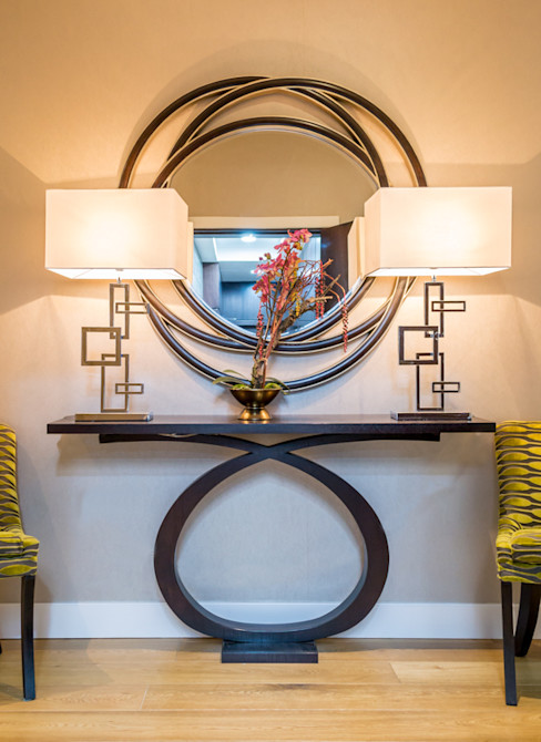 Hallway In:Style Direct Modern Koridor, Hol & Merdivenler