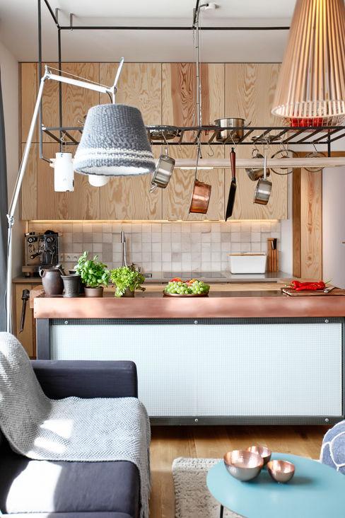 ARTEMIA DESIGN 現代廚房設計點子、靈感&圖片