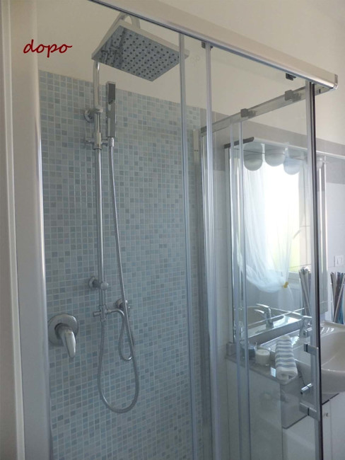 EFFEtto Home Staging BathroomBathtubs & showers
