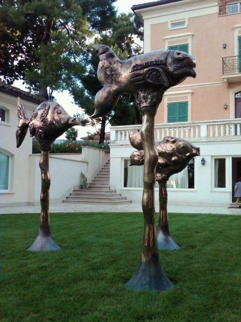 Nino Ventura & C. Kunst Skulpturen