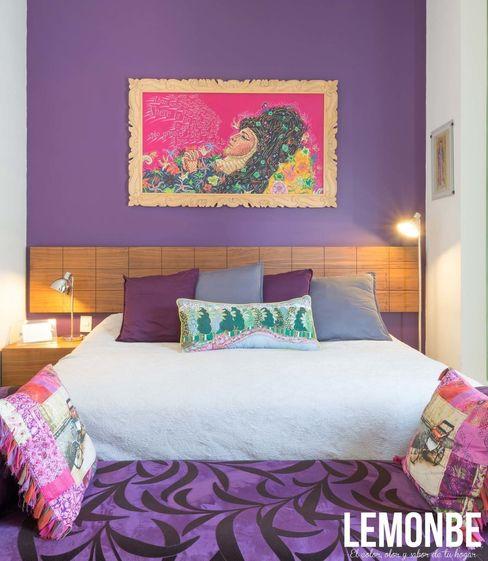 LEMONBE Dormitorios de estilo moderno