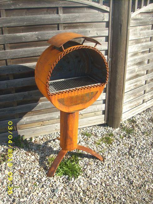 Rolandsschalenwerkstatt Garden Fire pits & barbecues