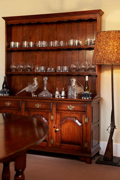 Georgian Farmhouse Etons of Bath Country style dining room