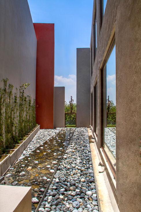 MAZ Arquitectos Modern Terrace