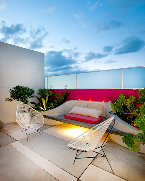 Taller Estilo Arquitectura Jardines de estilo moderno