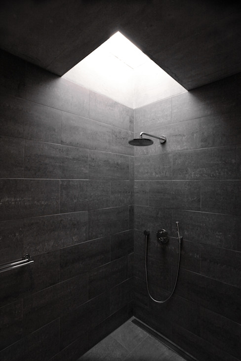 mpp architekten ag 現代浴室設計點子、靈感&圖片