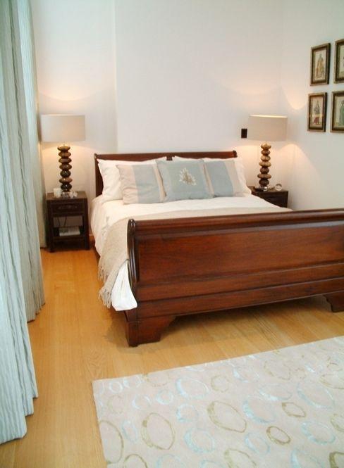Master Bedroom Space Alchemy Ltd Спальня
