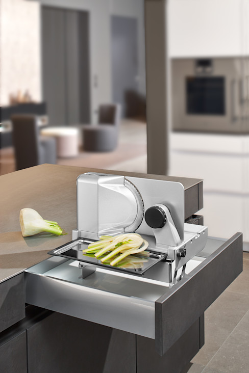 Built-in slicer AES 62 SR - Made in Germany ritterwerk GmbH CuisineElectronique