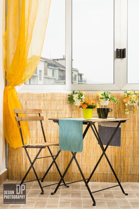 Design Photography Modern Balkon, Veranda & Teras