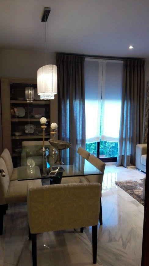 zona comedor Inma Home Interiores Comedores de estilo moderno