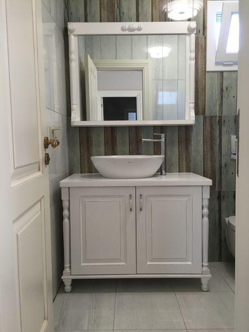 istanbul mutfakart Ванна кімнатаПрикраса