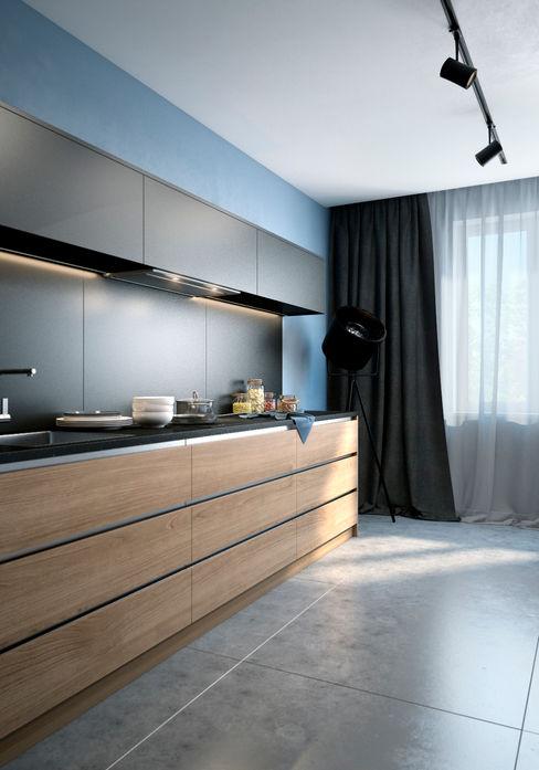 SVAI Studio Cocinas minimalistas