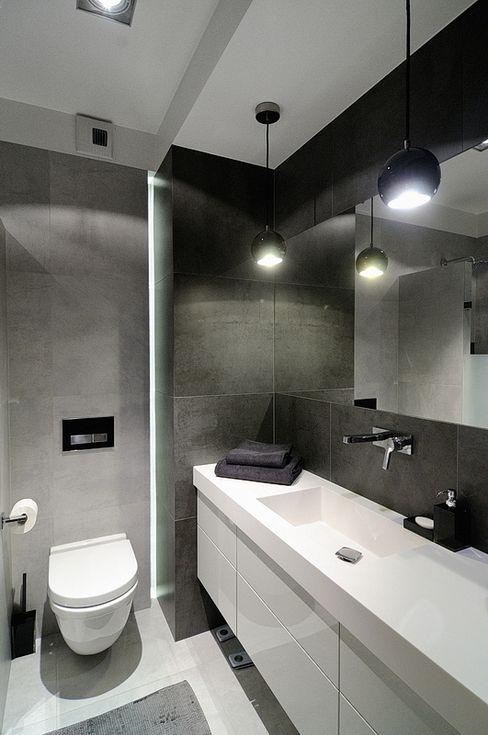 ARTEMA PRACOWANIA ARCHITEKTURY WNĘTRZ Ванна кімната