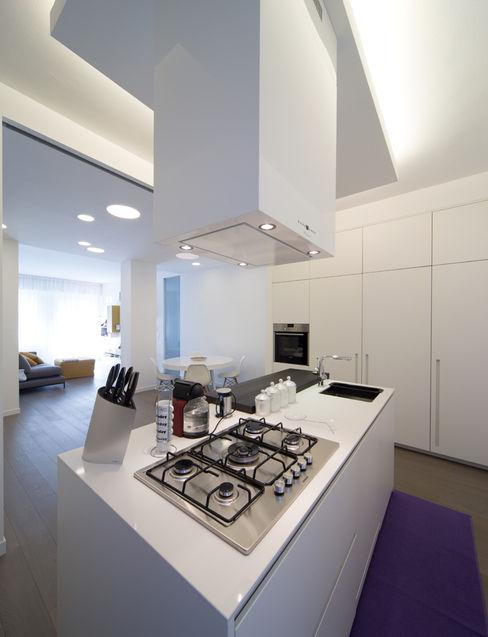 ristrutturami Кухня в стиле минимализм