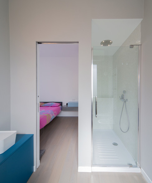 ristrutturami Minimal style Bathroom