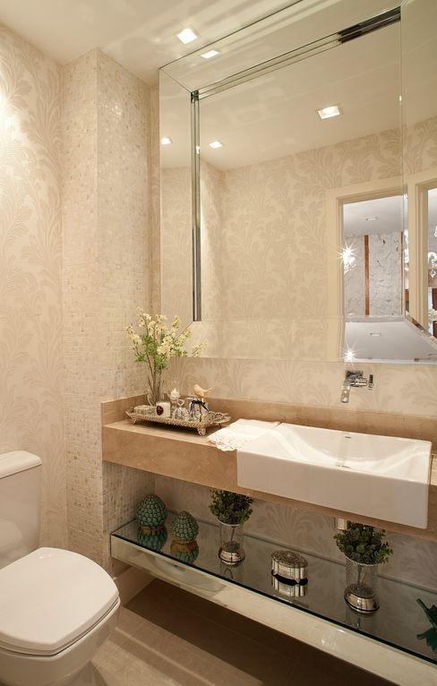Mariane e Marilda Baptista - Arquitetura & Interiores Ванна кімната