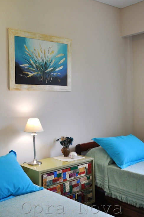 Dormitorio Opra Nova - Arquitectos - Buenos Aires - Zona Oeste Dormitorios clásicos