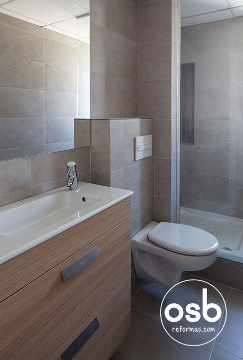 Baño 01 osb arquitectos Baños de estilo moderno
