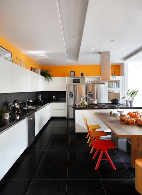 BC Arquitetos Cocinas modernas