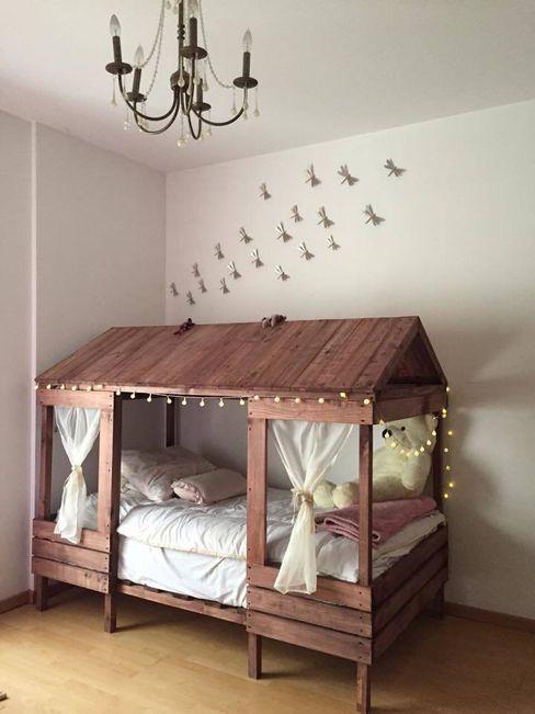 Biogibson 아이 방침대 & 유아용 침대