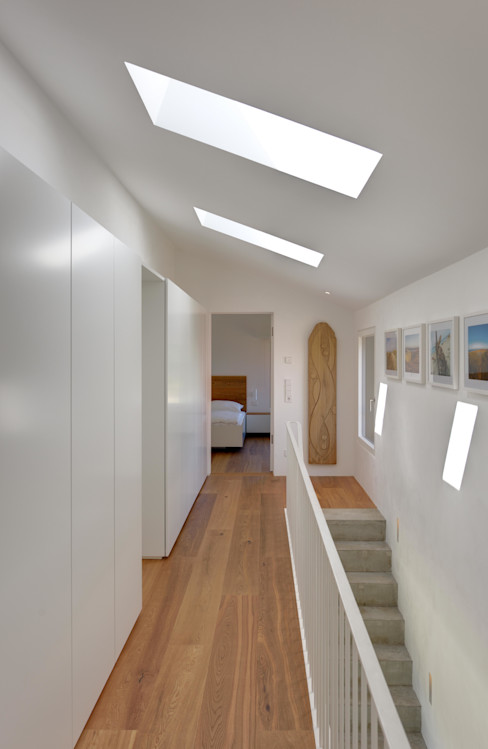 Haus Wieckin Спальня в стиле модерн