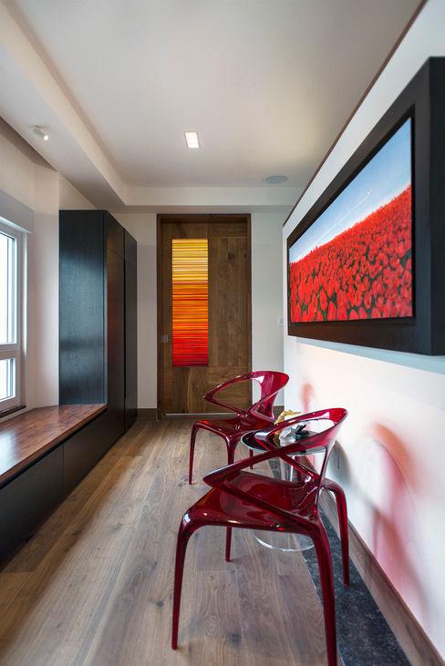 Residencia CD de México Studio Orfeo Quagliata Puertas y ventanas modernas