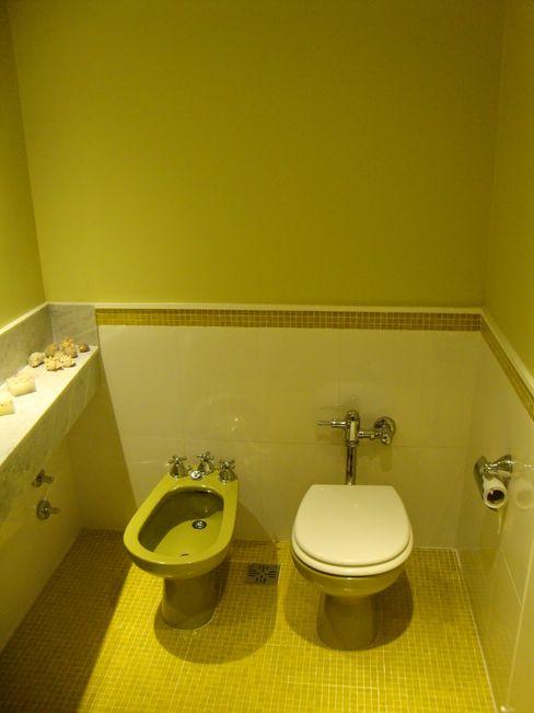 baño después de intervención Hargain Oneto Arquitectas