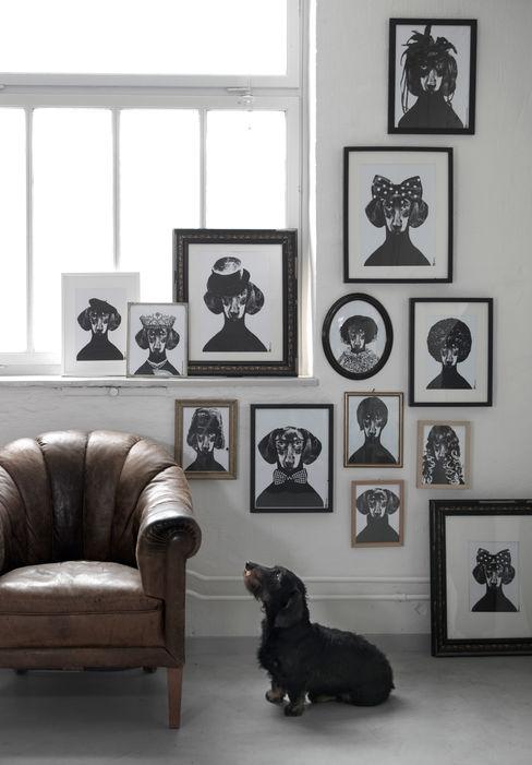 TILLSAMMANS prints Studio Lisa Bengtsson ArtworkPictures & paintings