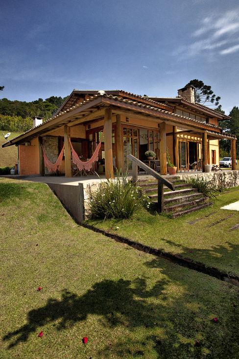 Bianka Mugnatto Design de Interiores Rustic style houses