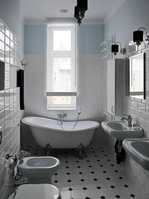t Baños de estilo clásico