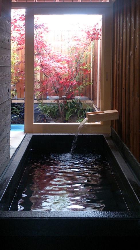 一級建築士事務所 (有)BOFアーキテクツ Ванна кімната