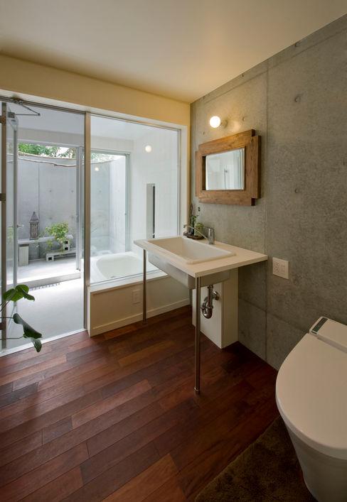アール・アンド・エス設計工房 아시아스타일 욕실