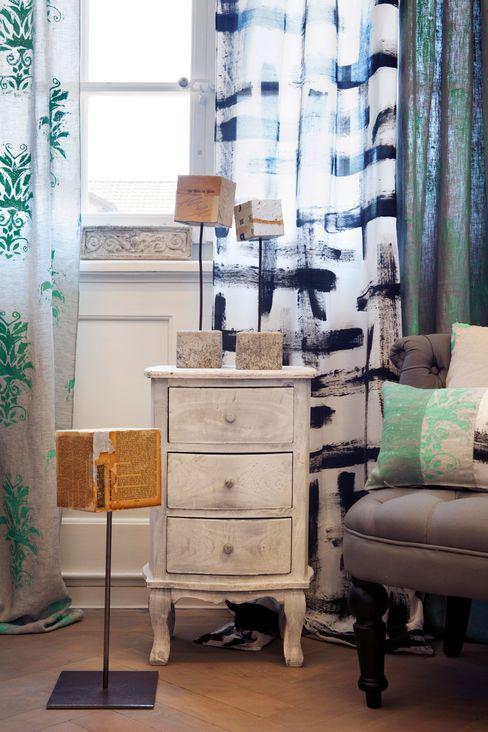 En Coulisses Collection Aquamarine Design WohnzimmerAccessoires und Dekoration