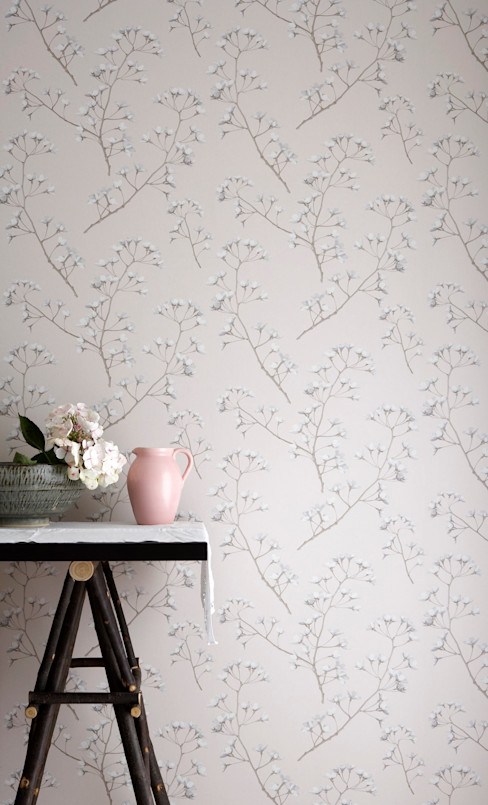 Wallpaper Context Shots Jocelyn Warner Walls & flooringWallpaper