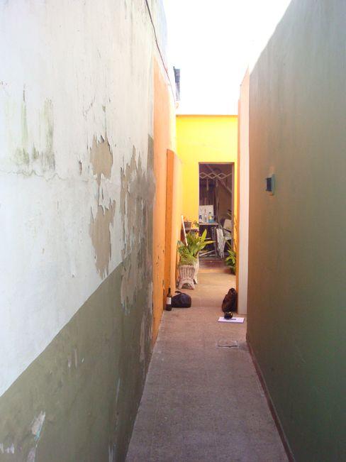 homify Kırsal Koridor, Hol & Merdivenler