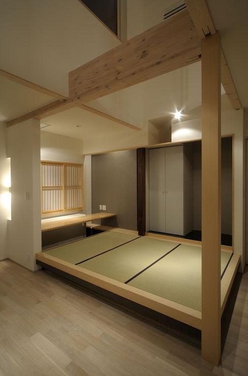 新田の家 フクシアンドフクシ建築事務所 オリジナルデザインの 多目的室