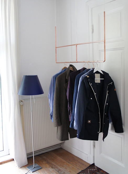 Calvill Dressing roomStorage Copper/Bronze/Brass