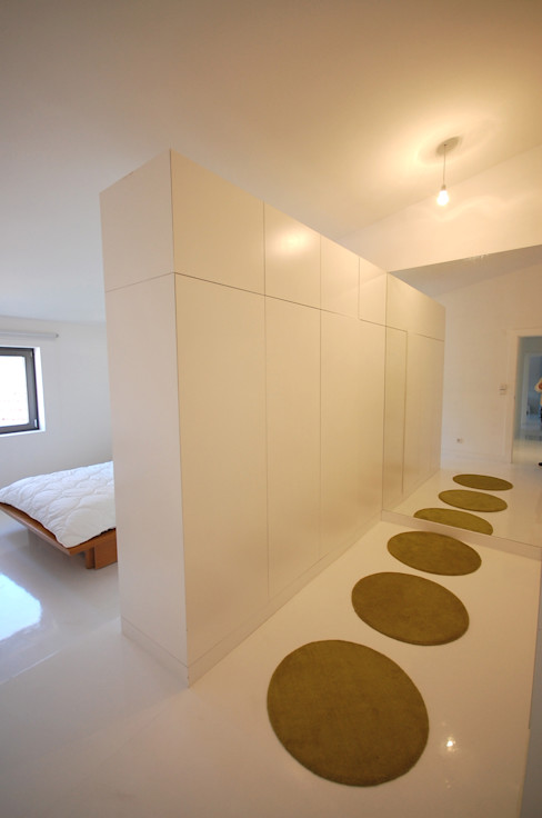 Borges de Macedo, Arquitectura. Modern Dressing Room