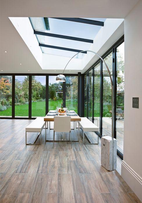 Woodville Gardens Concept Eight Architects Jardines de invierno modernos