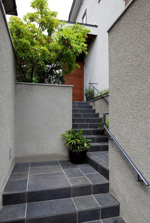 向山建築設計事務所 Giardino moderno