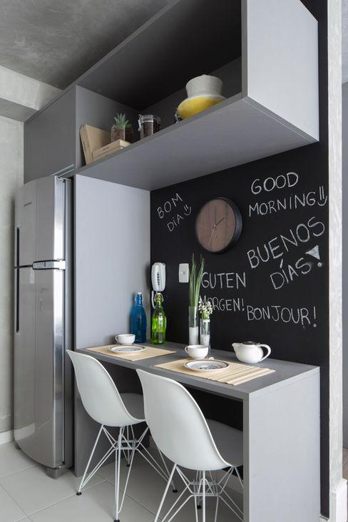 Vila Madalena | Decorados SESSO & DALANEZI Cozinhas modernas