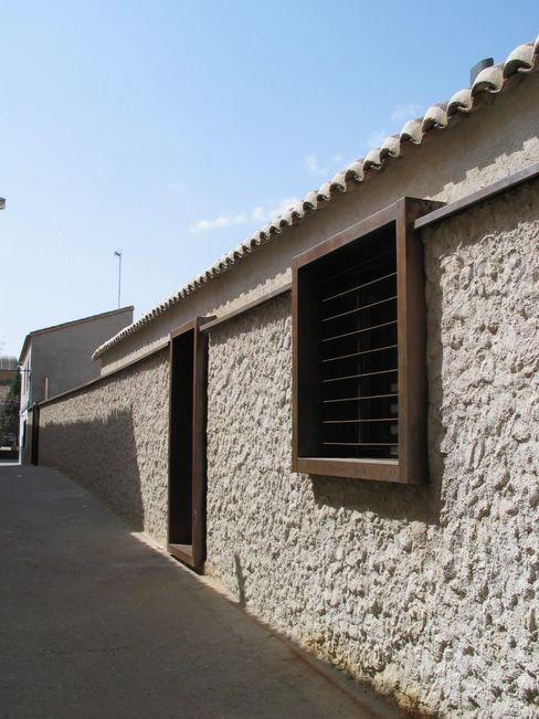 daniel rojas berzosa. arquitecto Minimalistische huizen