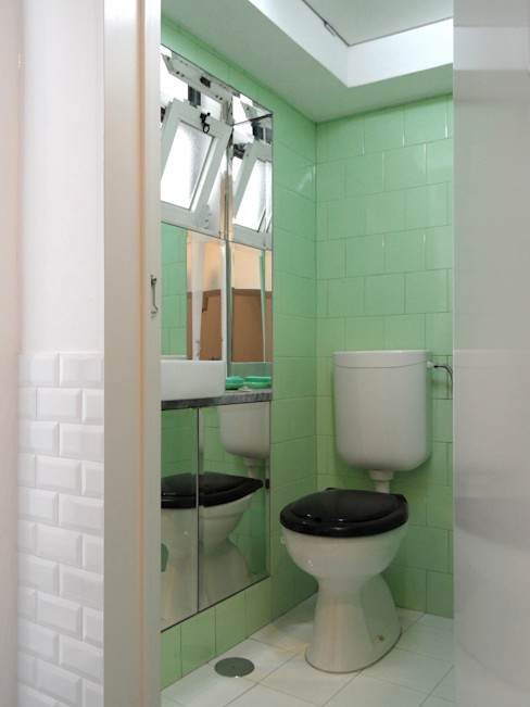 atelier B-L Mediterranean style bathroom