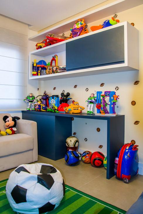 quarto de menino Michele Moncks Arquitetura Quarto infantil moderno